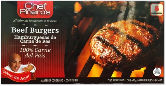 Hamburgers Chef Piñeirdo