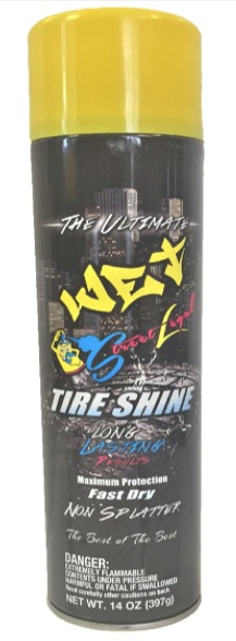 Tire Shine 12-14oz
