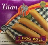 Dog Rolls 5 units