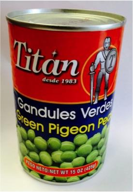 Gandules Titán