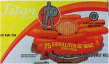 Sorullos 75