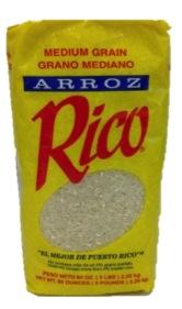 Arroz Rico GM