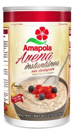 Avena Amapola