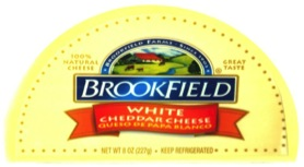 Brookfield queso de papa blanco