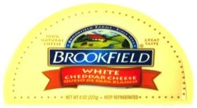Brookfield queso de papa blanco