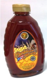 Caribbean Honey 8oz,16oz,32oz