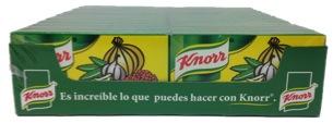Cubitos Knorr