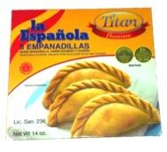 Empanadilla Española