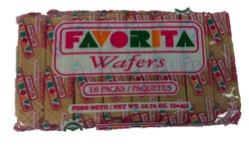 Galletas Favoritdas