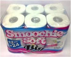 Smoochies 12 rolls