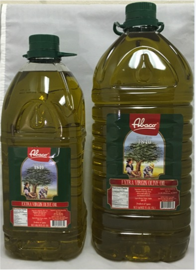 Abaco Olive Oil.3-3lt-3-5lt