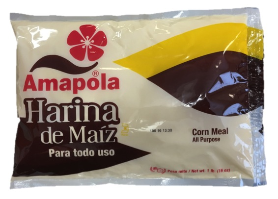 Amapola Corn Meal (16-1lb)