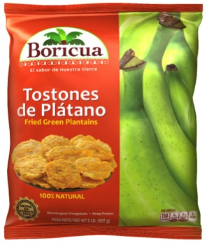 Boricua Green Plantains 10-2#